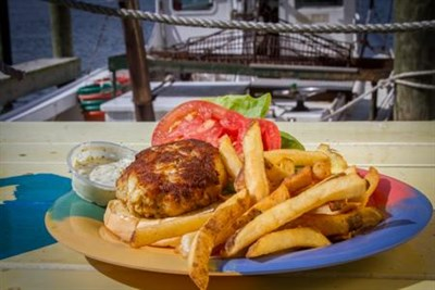 Photo Credit: Harris Crab House and Seafood Restaurant