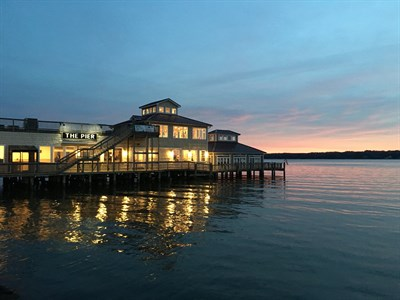 The Pier exterior view
