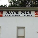 Ray's Pier Restaurant signage
