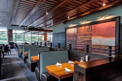 Stanford Grill interior view