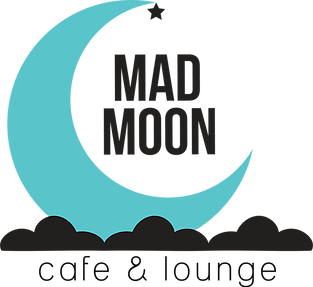 Mad Moon Cafe & Lounge logo