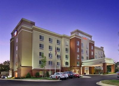 Fairfield Inn & Suites-Baltimore/BWI Airport exterior view