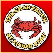 Crab Truck and Seafood Stop logo