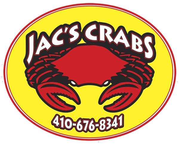Jac's Crabs logo