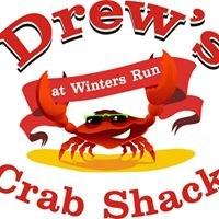 Drew's Crab Shack logo