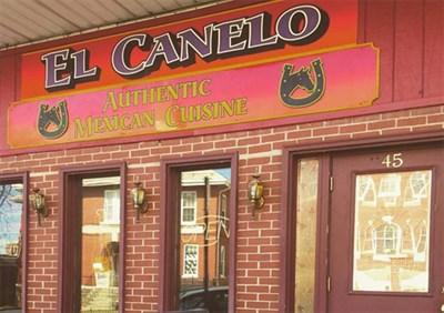 El Canelo Restaurant exterior