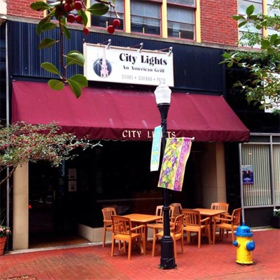 City Lights-An American Grill & Bar exterior