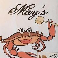 May's Restaurant logo
