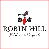 Robin Hill Farm and Vineyard logo
