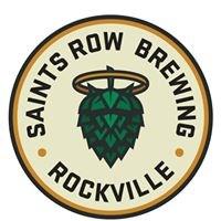 Saints Row Brewing logo