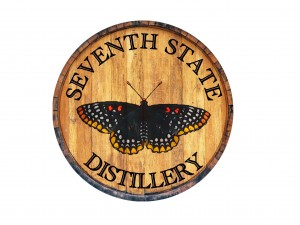 Seventh State Distillery logo