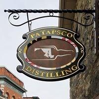 Patapsco Distilling Company signage