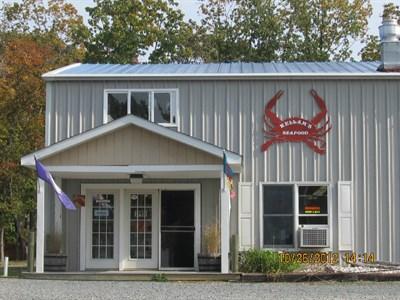 Kellam's Seafood exterior view