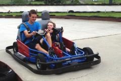 Go-karting at Family Recreation Park