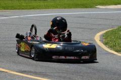 Speed racing at Sandy Hook Speedway
