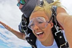 Skydiving in Ocean City