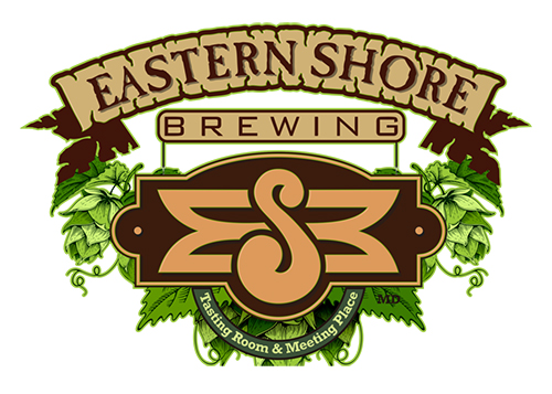 Eastern Shore Brewing logo