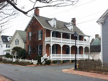 Former Home of William and Louisa Bruff