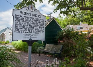Frederick Douglass Park - St. Michaels