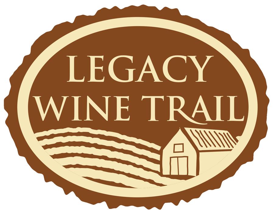Legacy Wine Trail logo
