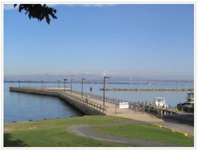 Romancoke Fishing Pier