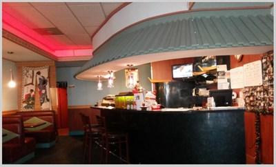 Ichiban Sushi interior view