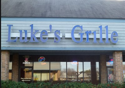 Luke's Grille exterior view