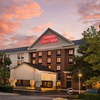 Hampton Inn & Suites-Annapolis exterior view