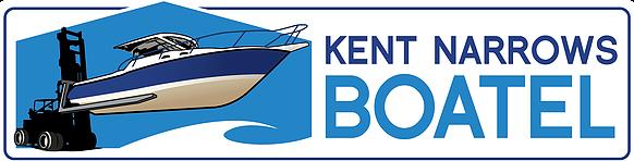 Kent Narrows Marine Boatal logo