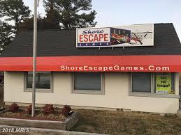 Shore Escape Games exterior view