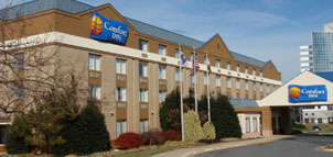 Comfort Inn-Capital Beltway/I-95 North