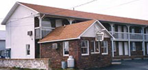 Paddlewheel Motel