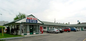 Picture of the Waldorf Motel