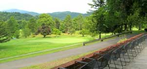 View of the Golf Course