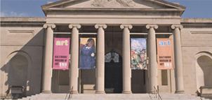 Baltimore Museum of Art exterior