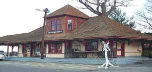 The Chesapeake Beach Railway Museum