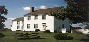 Photo Credit: Dr. Samuel A. Mudd House Museum