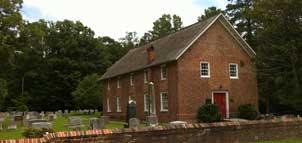 Durham Parish Church