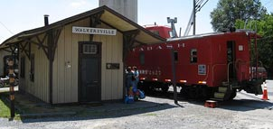Photo Credit: Walkersville Southern Railroad