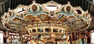1921 Dentzel Carousel