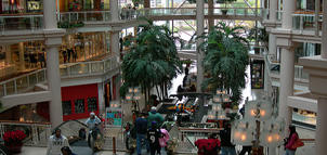 Harbor Place and the Gallery