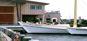 Higgins Yacht Yard Marina