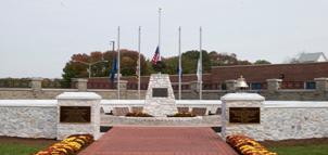 National Fallen Firefighters Memorial