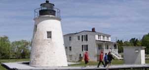 Photo of Piney Point Lighthouse