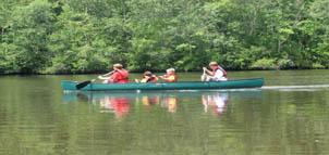 Photo Credit: Pocomoke River Canoe Company