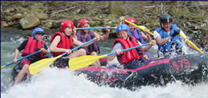 Photo Credit: Precision Rafting Expeditions