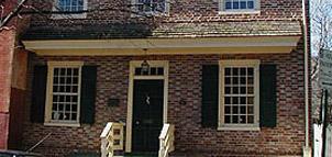 Robert Long House and Colonial Garden