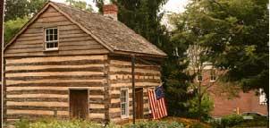 Thomas Issac Log Cabin