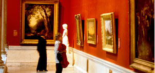 Photo of art gallery