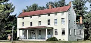 Benson-Hammond House Exterior